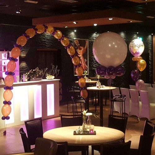 Welp Heliumballonnen bestellen. Van kleine decoratie tot complete zaal DU-93
