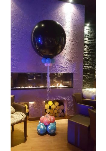 Gender Reveal Ballon Deluxe