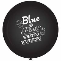 thumb-Gender Reveal Ballon Deluxe-2