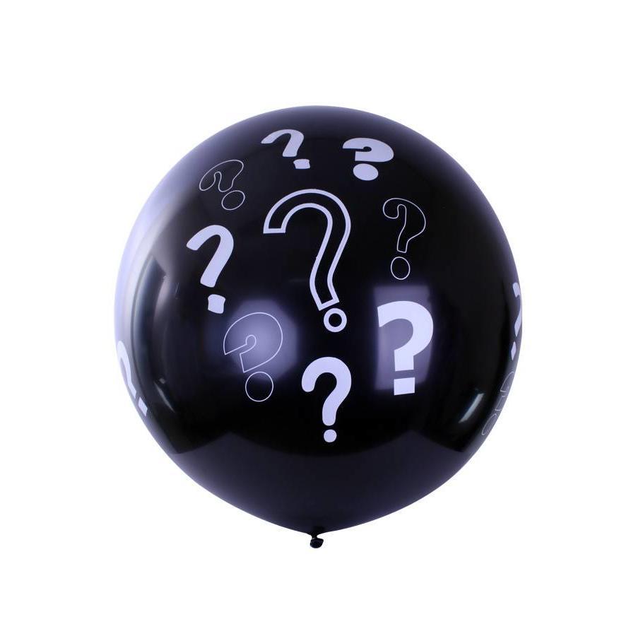 Gender Reveal Ballon Deluxe-4