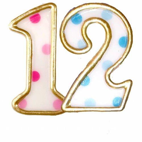 12 jaar