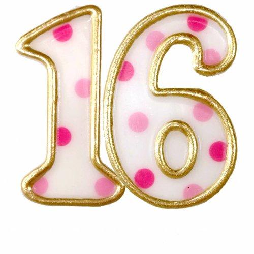 16 jaar - Sweet 16