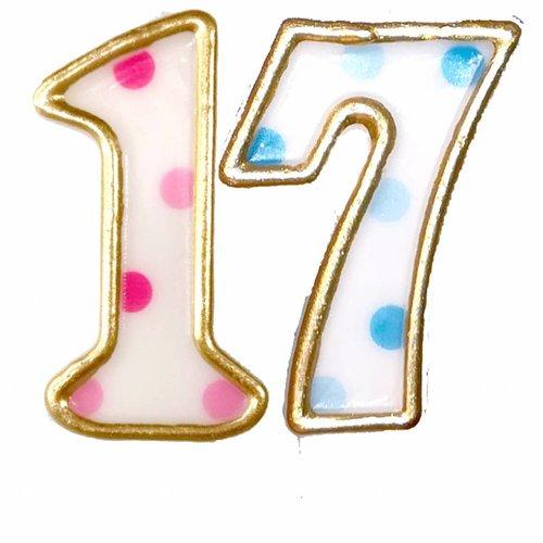17 jaar