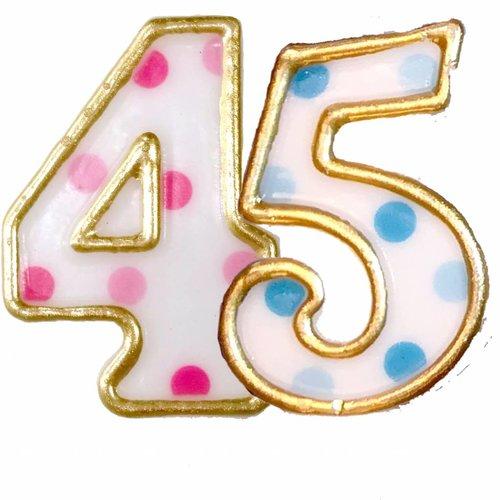 45 jaar
