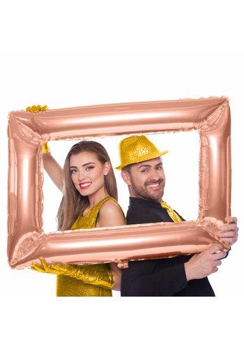 Foto Frame Rosé Gold - 85x60cm