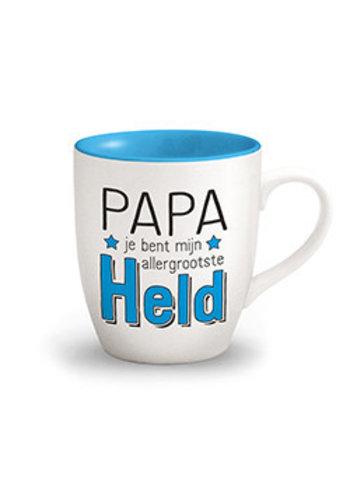 Mok - papa je bent mijn allergrootste Held