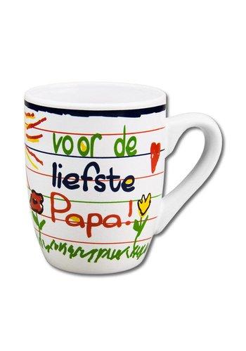 Kindermok - Voor de Liefste Papa