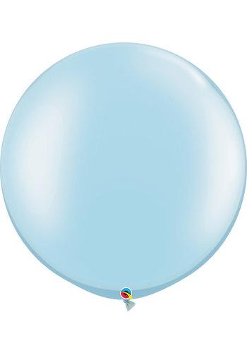 3FT Licht Blauw Metallic (90cm)