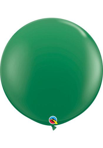 3FT Donker Groen Standaard (90cm)