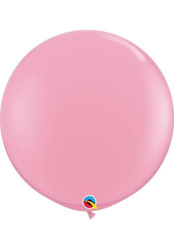 3FT Licht Roze Standaard (90cm)