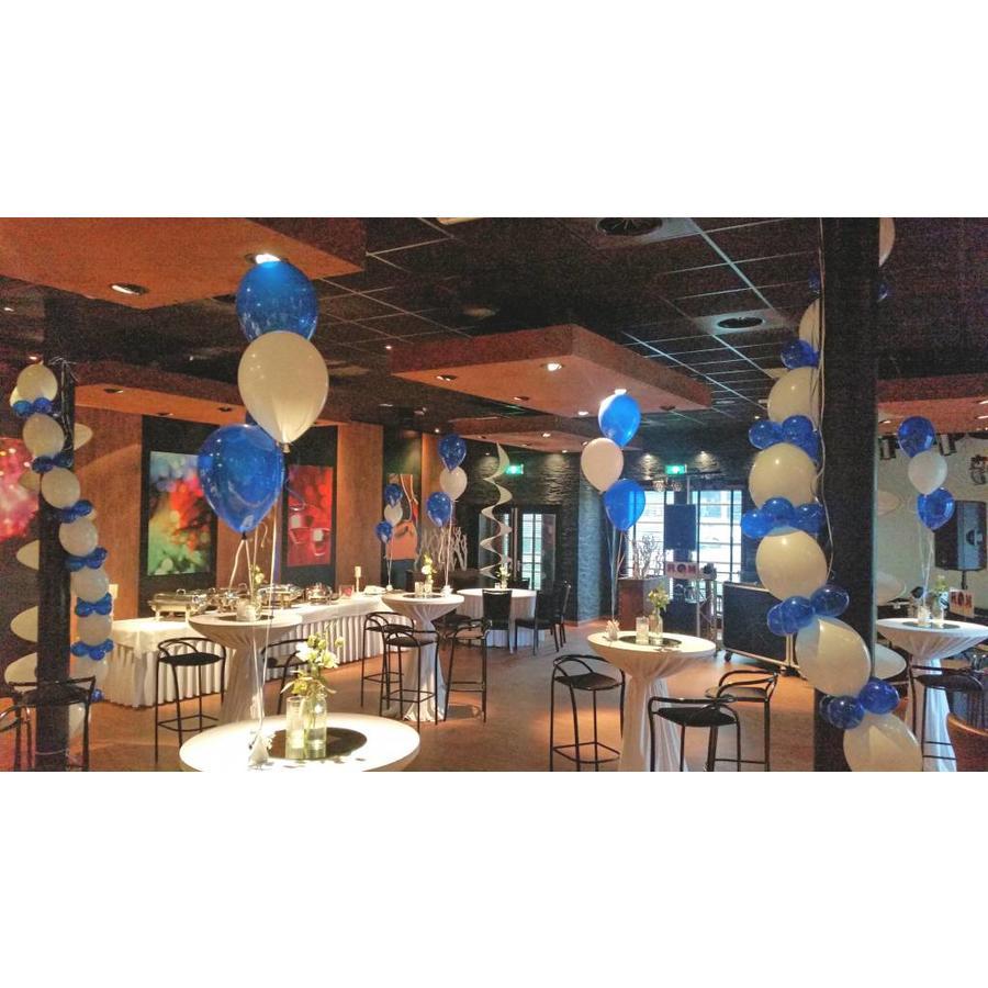 Tafeldecoratie van 3 Heliumballonnen-3