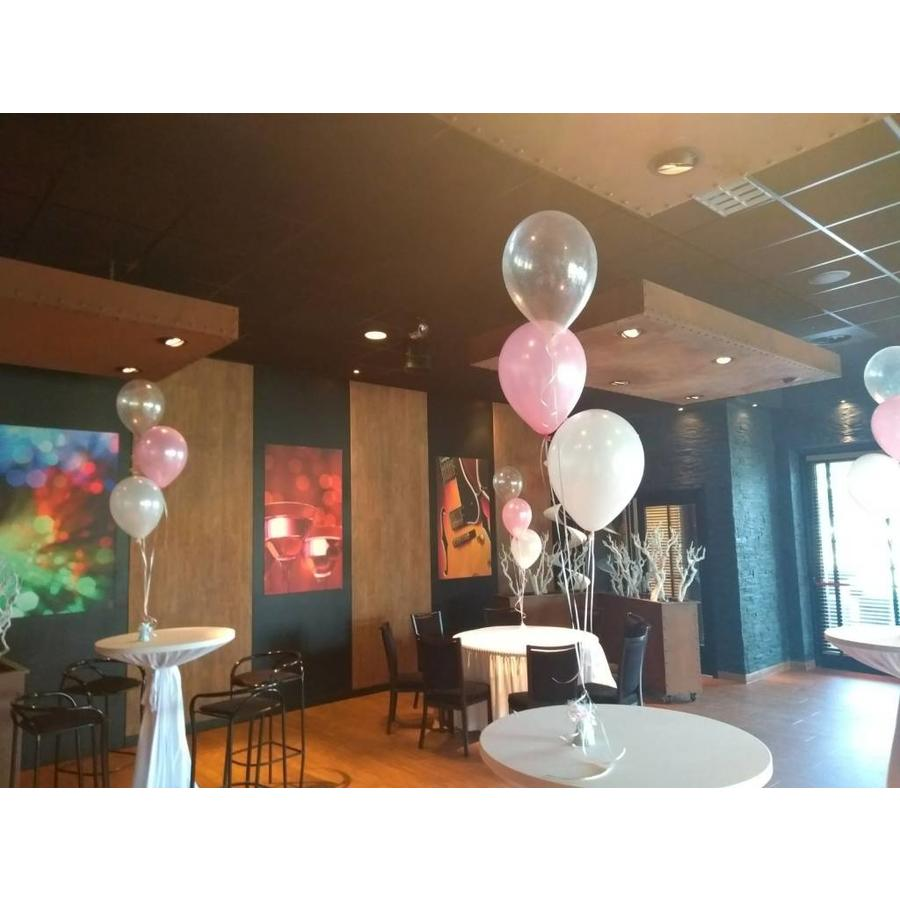 Tafeldecoratie van 3 Heliumballonnen-7