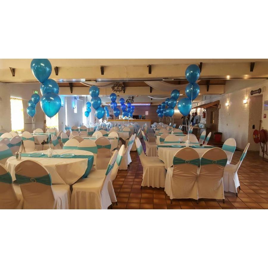Tafeldecoratie van 3 Heliumballonnen-10