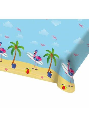 Tafelkleed Flamingo - 180x130cm