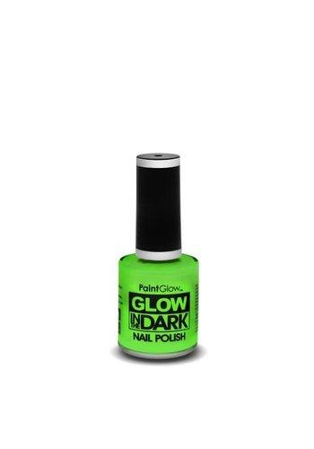 Nagellak Glow In The Dark - Groen