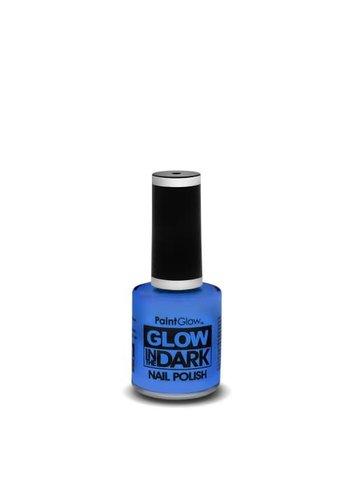 Nagellak Glow In The Dark - Blauw