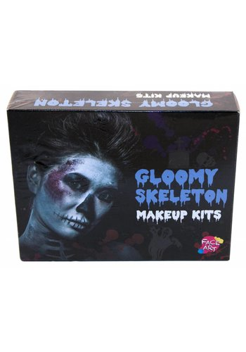 Make-up kit - Skelet