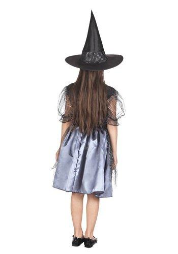 Kinderkostuum Spider witch