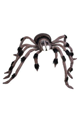 Decoratie Giftige spin - 95x125 cm
