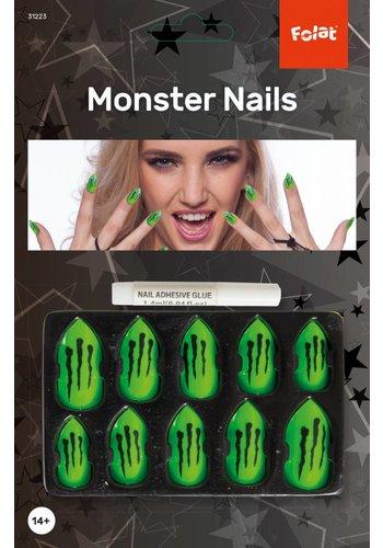 Monster Nagels
