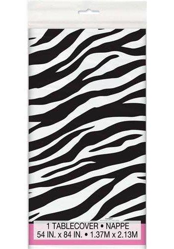 Zebra Tafelkleed - 137x213cm