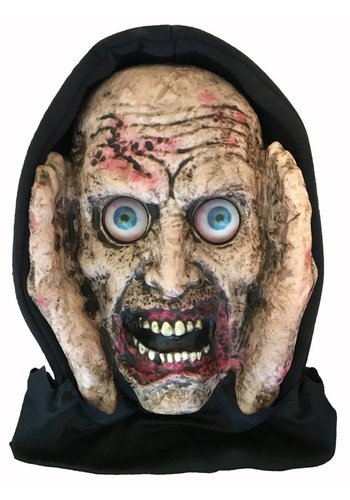 Scary Peeper lenticular eyed zombie