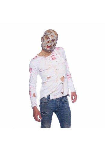Latex Masker - Mummie