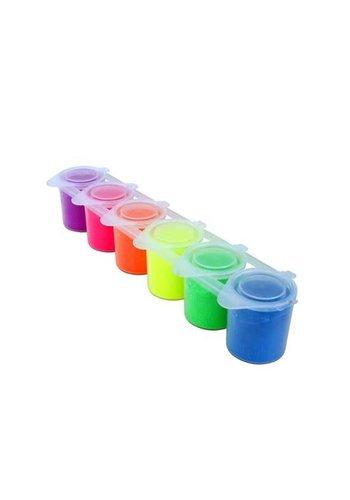 YBody Glitter - UV - 6 x160ml