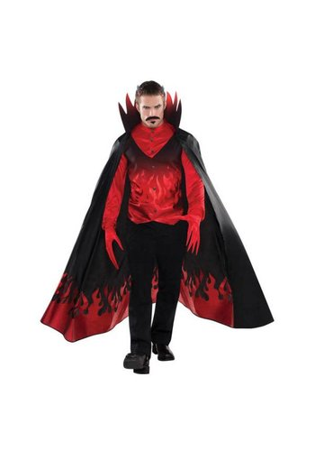 Men's Costume Diablo