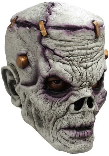 Latex Masker - Frank Zombie