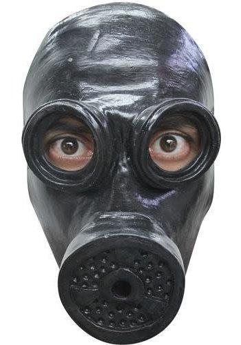 Latex Masker - Gasmasker