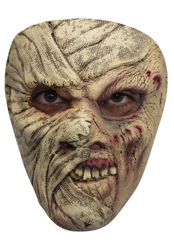 Latex Masker - Half Mummy