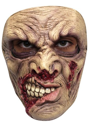 Latex Masker - Zombie