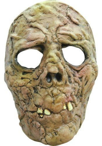 Latex Masker - Zombie Burn