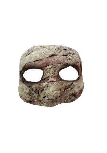 Latex Half Masker - Mummy
