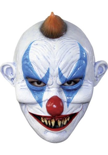 Latex Masker - Horror Clown