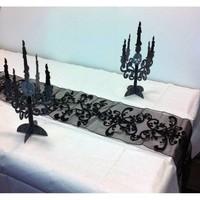 thumb-2 Centrepieces Kandelaar - 35 x 20 cm-2