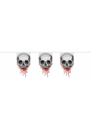 Vlaggenlijn Halloween - 6 mtr