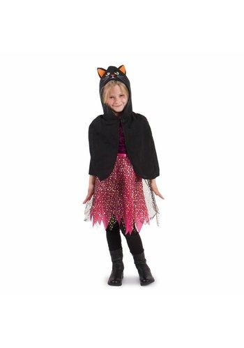 Cape Black Cat - One Size
