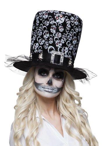 Hoed Skull glance