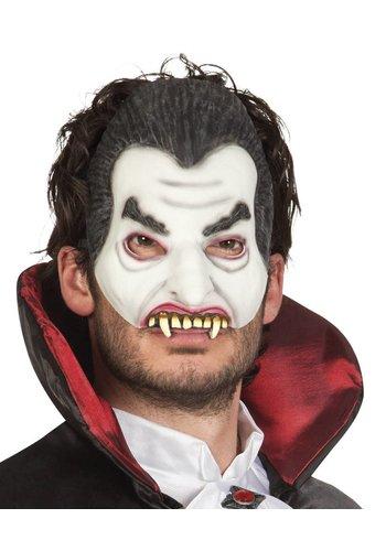 Latex Half masker - Vampier