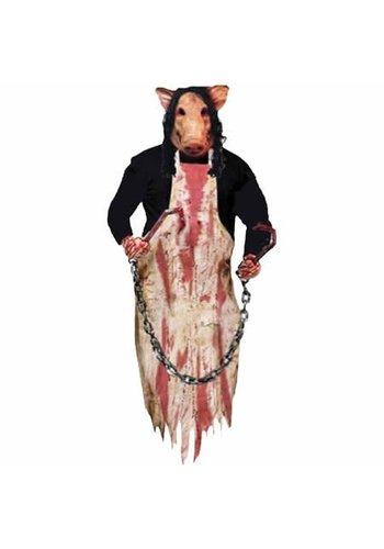 Butcher Pig Hanging - 90 cm