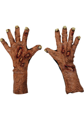 Zombie Flesh Large Gloves