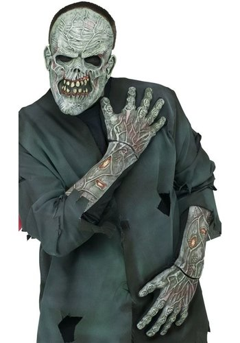 Zombie Gloves with Arm