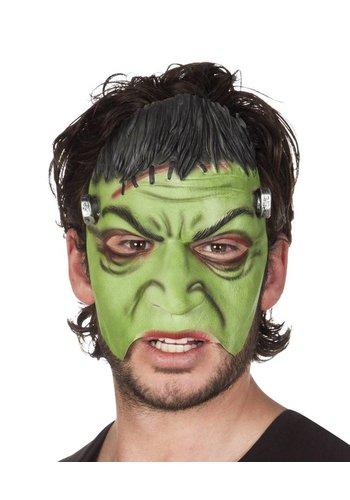 Latex Halfmasker - Frankenstein