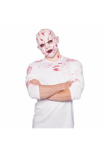 Latex masker Halloween Baby