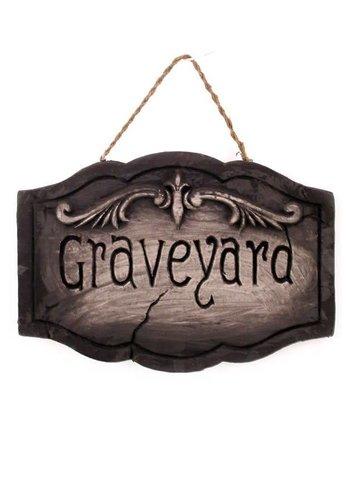Bord Graveyard - 40 x 28 cm