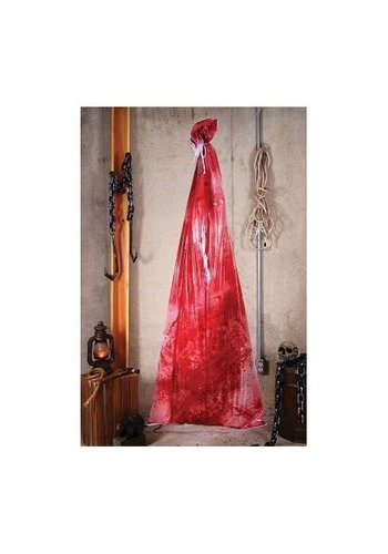 Bloody Body in Bag - 185 cm