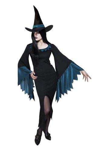 Volwassenenkostuum Scary witch - One Size M