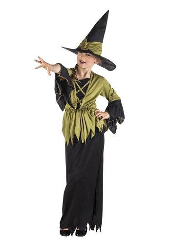 Kinderkostuum Woodland witch